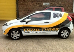Total Tyres & Support Services Ltd - Wide range of tyres and brands in Hayes